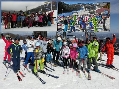 連盟 スキー 秋田 県